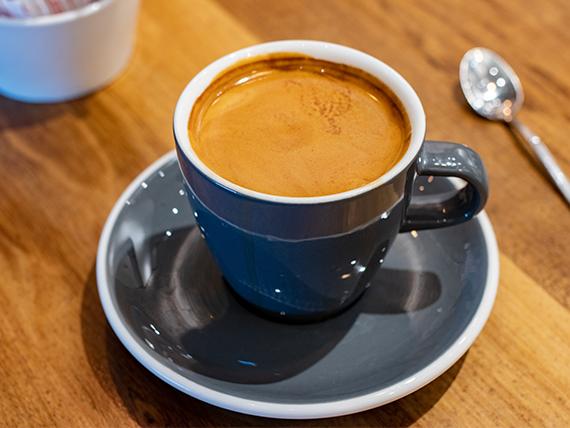 Café long black