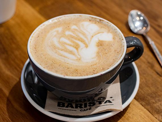 Café dirty chai