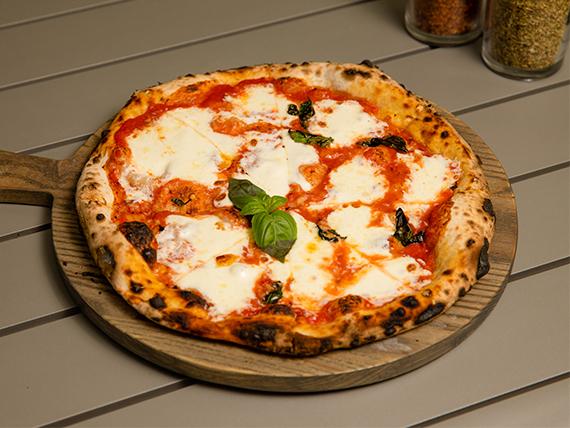 Pizza Margherita napolitana