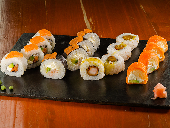 Pack Sushi Now  (16 unidades)
