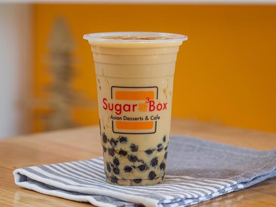 Milk tea original  16 oz