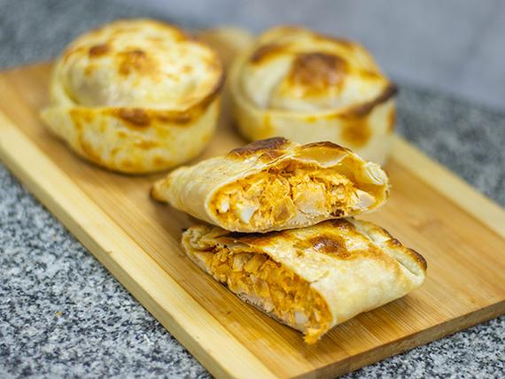 Empanada XL de pollo