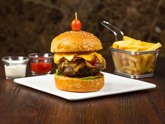 Panamá burger