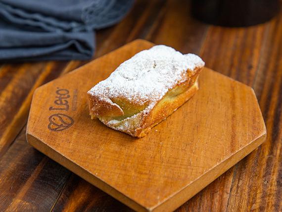 Muffin de naranja y jengibre