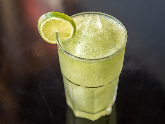 Limonada con menta y jengibre 400 ml