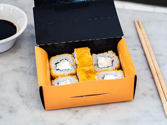 Roll camarón mila