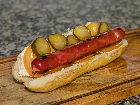 Hot dog Toronto