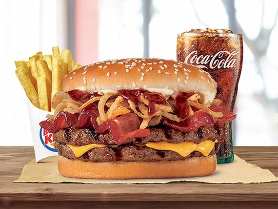 Combo Crunchy King Doble