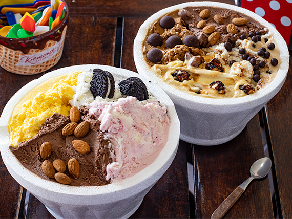 Promo - 2 helados de 1 kg