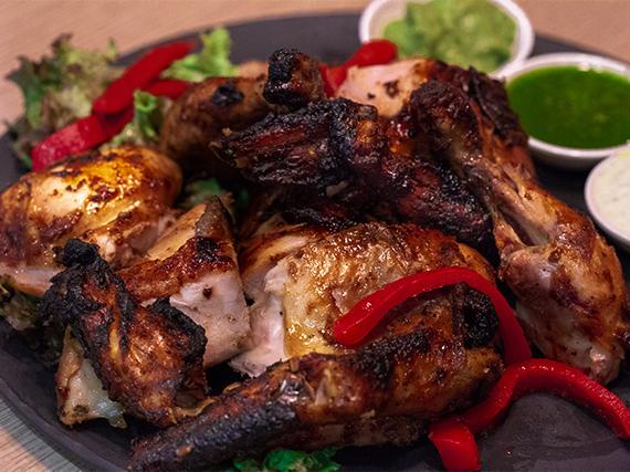 Pollo Entero rostizado