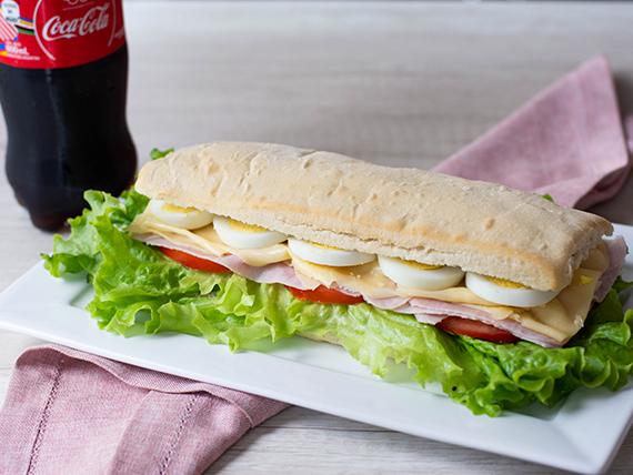 Promo panino - Panini + bebida personal