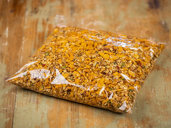 Granola con miel Bayas de Goji (kg)