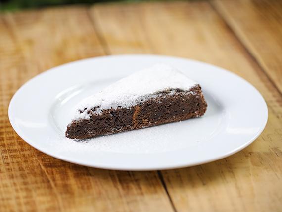 Brownie irlandés