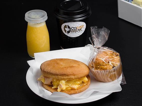 Promo - Desayuno free one