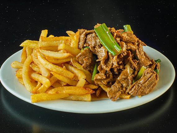 Colación - Carne mongoliana