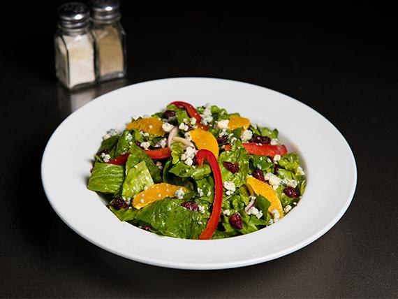 Honey citrus salad