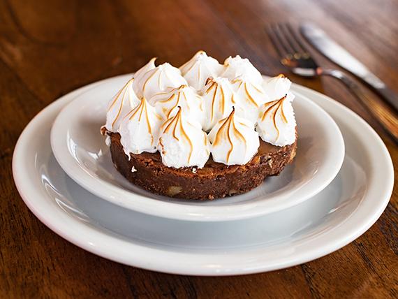 Tarta de brownie (Romario)