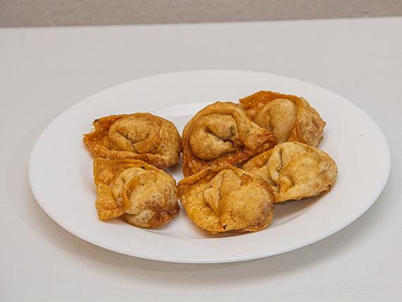 6 - Wan tan frito (6 unidades)