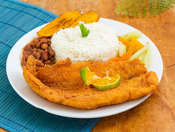 Lunes - Filet de pescado