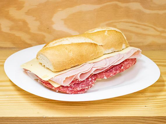 Sándwich tandilero
