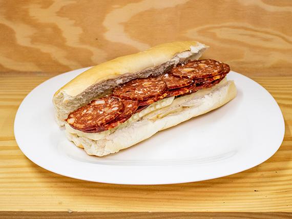 Sándwich fusión