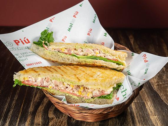Sándwich omega