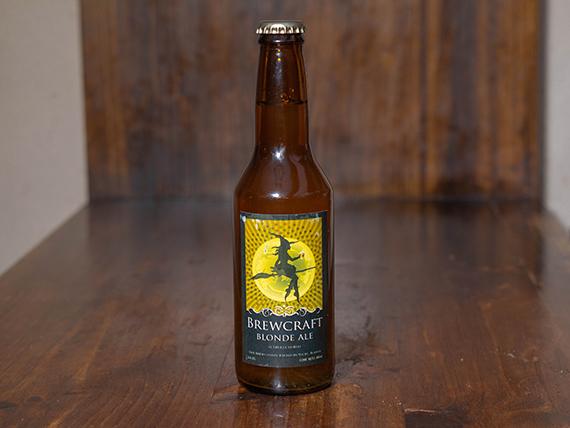 Cerveza Brewcraft 300 ml