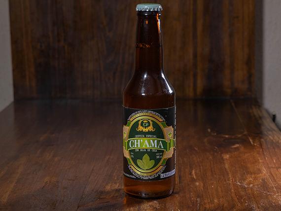 Cerveza Ch'ama Coca 300 ml