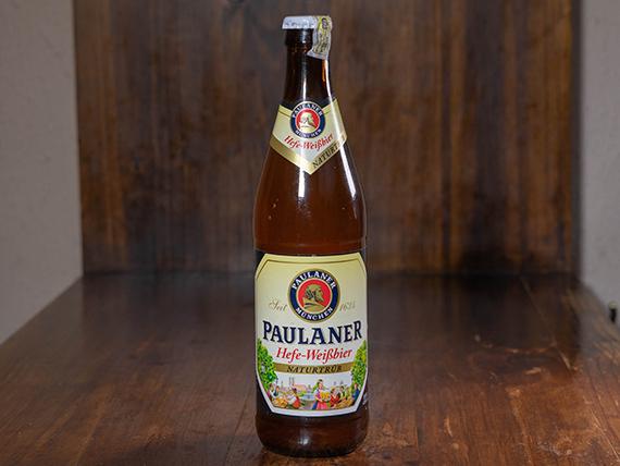 Cerveza Paulaner natur 500 ml