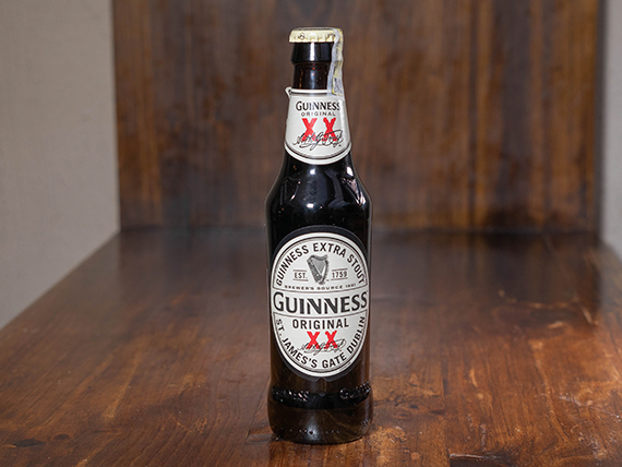 Cerveza Guinness 330 ml