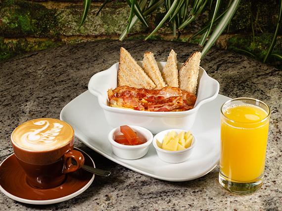 Desayuno Roaster