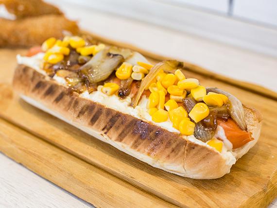 Hot dog Broadway