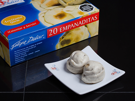 Empanada de aceitunas  (20 unidades)