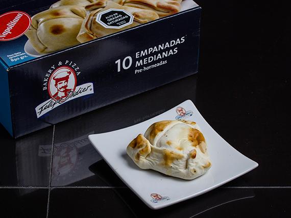 Empanada napolitana (1o unidades)