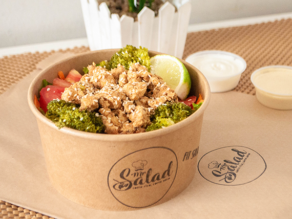 Fit salad 800 cc