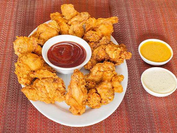 Alitas de pollo (10 unidades)