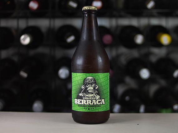 Cerveza Artesanal Berraca 500 ml
