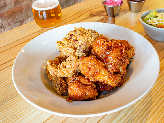 Chicken mixto