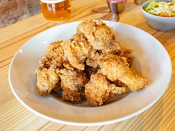 Chicken (comen dos)