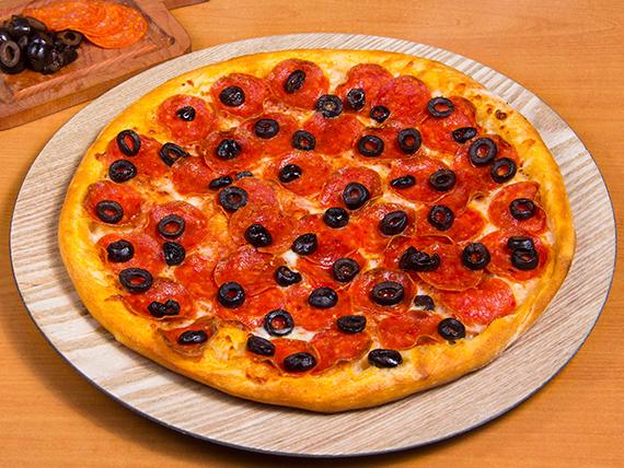 Pizza Super Pepperoni