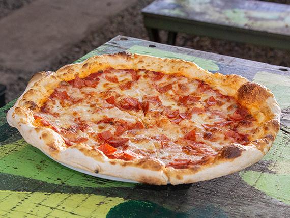 Pizza por qué no te callas?