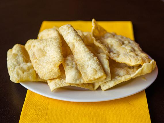 Wantán frito (8 unidades)