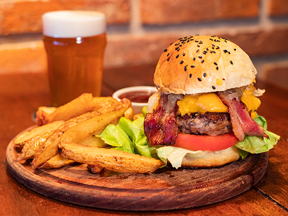 Bendita hamburguesa