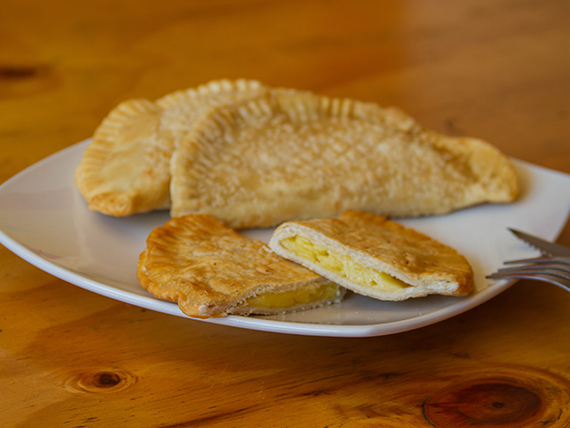 Empanaditas de queso 6 unidades