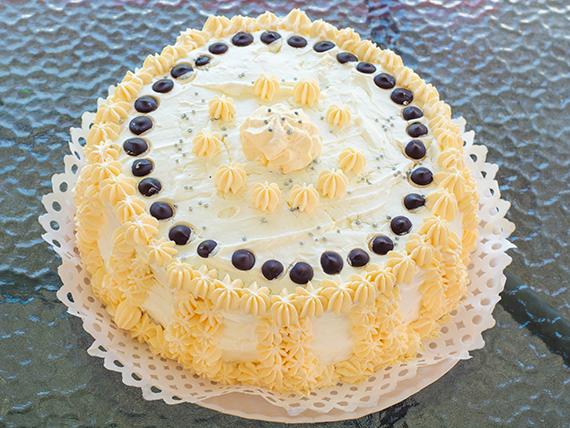 Torta para 15 personas