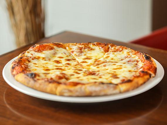 Pizzeta con muzzarella (30 cm de diámetro)