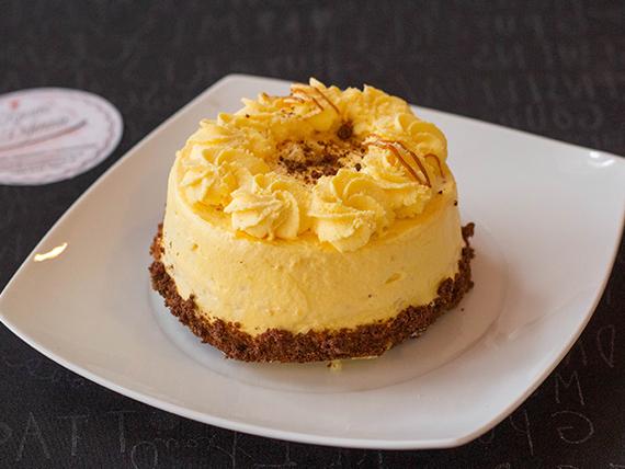 Porción Mini torta de mango (2-3 pers.)
