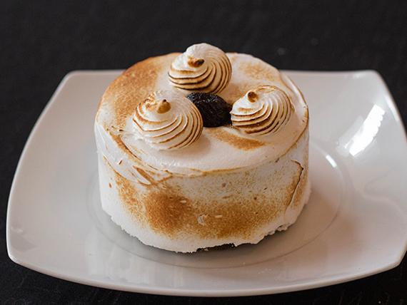 Porción Mini torta de ciruela (2-3 pers.)