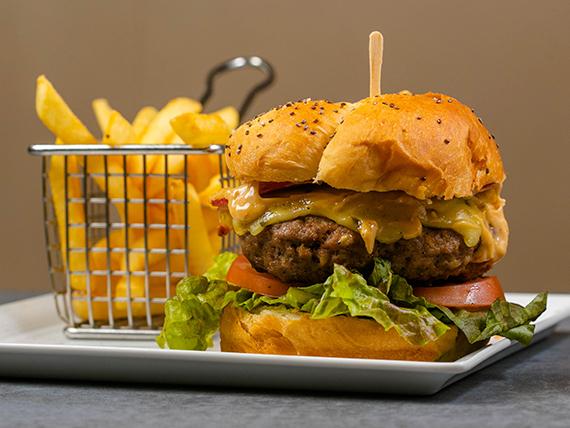 La macho burger