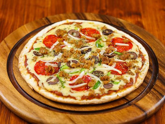 Pizzeta deluxe